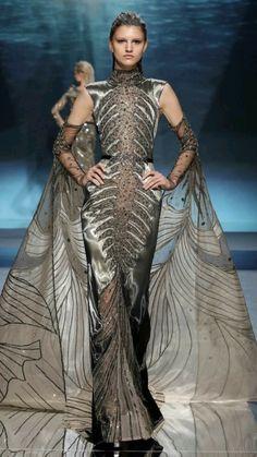 Style Couture, Haute Couture Fashion, Spring Couture, Couture Week, Fashion Week, Fashion Show, Daily Fashion, Paris Fashion, Street Fashion