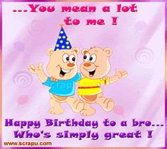 Brother Birthday  Image - 4