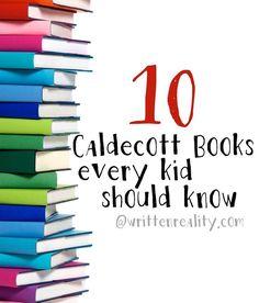 Caldecott Books Pict