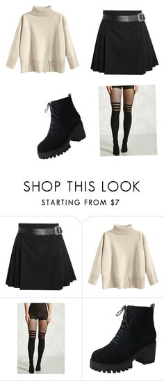 """Hae"" by uniduckface on Polyvore featuring Alexander McQueen and Forever 21"