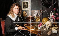 La Sucesión de Fibonacci y la proporción áurea en la obra El hombre de Vitrubio de Da Vinci
