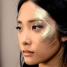 Trendy makeup face charts ideas make up 43 Ideas Makeup Art, Beauty Makeup, Eye Makeup, Hair Makeup, Makeup Ideas, Make Up Looks, Futuristic Makeup, Silvester Make Up, Costume Ideas