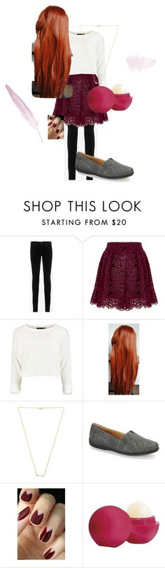 """""""Olivia Goldsman"""" by lvkrause-2359 on Polyvore featuring AG Adriano Goldschmied, Alice + Olivia, Wanderlust + Co, Softspots, Eos and growmywings"""