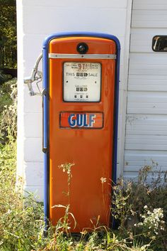 Gas Pumps & Stations