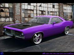 70 Barracuda-always loved this car!