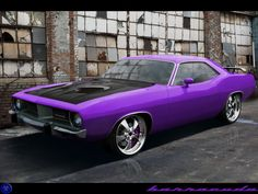 70 Barracuda-always loved this car! Come see us at 106 St Tire & Wheel locations 106-01 Northern Blvd open 24/7, 118-02 Merrick Blvd, 79-20 Queens Blvd, 45-13 108 St, call our 24/7 location at 718-446-6769 all the time inc holidays-WE'RE OPEN TO SERVE YOU!
