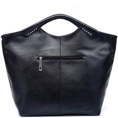 KUNDUI Hot Fashion simple bat women portable Leisure shoulder bag Messenger  rivet PU handbags handbag women bb711713523