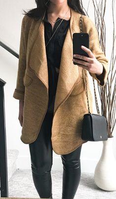 Kendall Cotton Long Cardigan Sweater Jacket Beige – Altitude Boutique 157b0d4b0