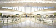Arquitecto Día: Santiago Calatrava. Aeropuerto La Paloma. Bilbao