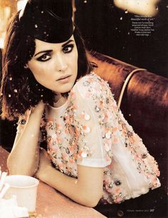 ROSE BYRNE in InStyle Magazine
