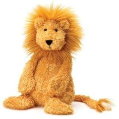 Some of the best toys for children are those that are soft, cuddly and inspire imagination.   That is exactly the beauty of Jellycat Lion, and all of the Jellycat products.   They are extremely durable, whimsical and easy to love.   Moms love the