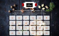 Har du set ODENSEs store julekalender? Deltag og vind søde præmier