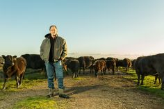 A pioneer of humanely raised meat is betting the farm on Blue Apron