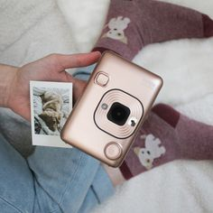 Polaroid Instax Mini, Fujifilm Instax, Cute Camera, Digital Photography, Chill, Vintage, Design, Printers, Iphone Accessories