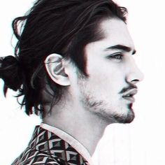 Sigh. I hate when dudes can do nicer buns with their hair. Manbuns. Damn you,  fro.