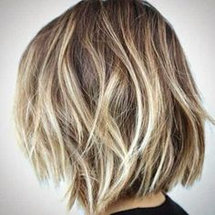 ombre for short blonde hair - Google Search