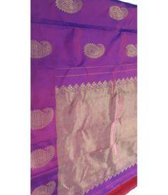 Pink Pure Silk Handloom Kanjeevaram Saree-----  For details of this saree click on this link ---  http://luxurionworld.com/kanjeevaram-Kanchipuram-pure-silk-sarees/LWKPSCK115_Pink_Pure_Silk_Handloom_Kanjeevaram_Saree.html