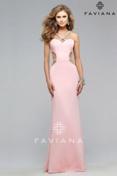Faviana Dress 7897 | Elegant evening gowns