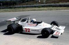 1978 Theodore TR1 - Ford (Keijo Rosberg)
