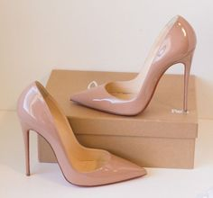 So Kate Louboutin, Christian Louboutin Heels, Shoe Boots, Shoes Heels, Cinderella Shoes, Dream Shoes, Luxury Shoes, Beautiful Shoes, Girls Shoes