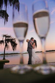 Romantisches Hochzeitsfoto! #romantisch #Hochzeit #Fotografie