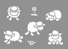 כבשים באחו