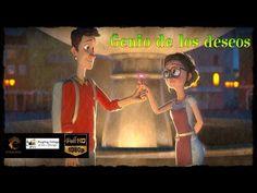 El genio de los deseos : Cortometraje animado producido por Ringling animation school - YouTube
