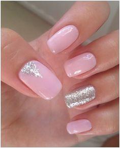 pink nail art designs (7)