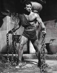 Steve Reeves as Hercules. Films have been made in reference to Hercules for over 50 years. Fitness Icon, Fitness Models, Muscle Fitness, Men's Fitness, Fitness Quotes, Health Fitness, Actrices Hollywood, Cinema, Fantasy Movies