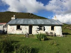 Isle of Gometra Jane Ann's Bothy Baileclaidh - Huizen te Huur in Isle of Gometra, Isle of Mull, Verenigd Koninkrijk Solid Fuel Stove, Outdoor Toilet, Cooking Stove, Bothy, Renting A House, United Kingdom, Gazebo, Remote, Cottage