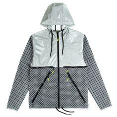 MK988 Men Warm Thicken Winter Bright Surface Zip Front Hoodie Quilted Puffer Jacket