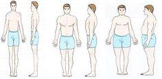 Ectomorfo es uno de los tres tipos de contextura corporal que existen (somatotipos), se caracteriza por la delgadez (flacura) y por la dificultad para aumentar el volumen de la masa corporal (músculos y grasa). Estas personas tienen un metabolismo rápido.