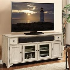 Aberdeen 70-Inch TV Console I Riverside Furniture