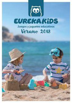 """Cover of """"Eurekakids Verano 2018 [Español]"""""""