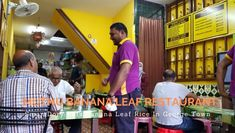 Muthu Banana Leaf Restaurant – Original Muthu Chettinad Mess Banana Leaf Plates, Banana Leaf Rice, Black Pepper Chicken, Parboiled Rice, Fish Curry, Chicken Stuffed Peppers, The Originals