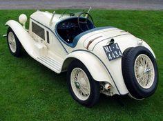 1933 Alfa Romeo 6C 1750 GS Touring Spider
