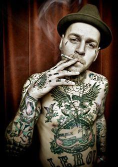 #TattooedMen #TattooedGuy #InkedMag #InkedMagazine #InkedGuy #InkedGuys #tattoos #tattooed #guy #man #men