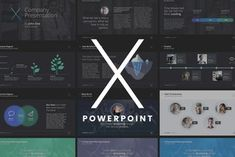 In this course you'll learn how to create a professional PowerPoint presentation using The X Note template. This template, available through Envato Elements, is a great example of a professional. Professional Powerpoint Templates, Microsoft Powerpoint, Powerpoint Presentation Templates, Keynote Template, Powerpoint Maker, Powerpoint Presentations, Powerpoint Themes, Microsoft Excel, Flyer Template