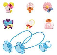 Smile Precure! Cure-de-Collection [Pretty Hair Accessory & Ring Set] (japan import): Amazon.de: Spielzeug