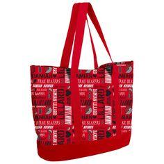 Damian Lillard Portland Trail Blazers Women's Player Collage Tote Bag