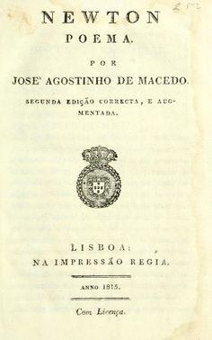 Newton: poema (1813)