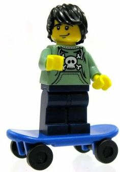 The Simpsons Milhouse Van Houten LEGO® Sammelfigur 71005