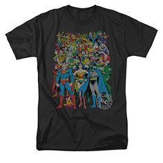 DC/ORIGINAL UNIVERSE - S/S ADULT 18/1 - BLACK - http://bandshirts.org/product/dcoriginal-universe-ss-adult-181-black/