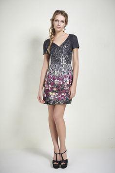 #madreperola #inverno2014 #flowerprint #colors #fashion