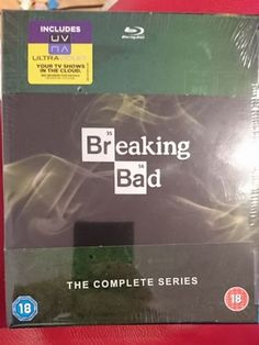 Breaking bad - #series 1-5 - #complete (blu ray, #2013, box set),  View more on the LINK: 	http://www.zeppy.io/product/gb/2/112301356661/
