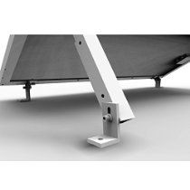 Renogy Solar Panel Roof Tilt Mount // Description Description The tilt mount will support on-grid and off-grid systems, and will support all Renogy Solar Panel sizes. However, please note that angle adjustability will decrease as the panel size increases. The tilt mount is designed to allow adjustment of the panel for optimum performance. The tilt mount can be used on any flat surface, provid// read more >>> http://Gaughan538.iigogogo.tk/detail3.php?a=B00IYWBOLA