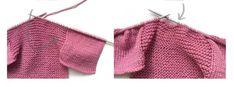 Bütün Örülen Bebek Ceketi Nasıl Örülür Anlatımlı – elisiorgudukkani.com Baby Knitting Patterns, Crochet, Fashion, Moda, Fashion Styles, Ganchillo, Crocheting, Fashion Illustrations, Knits