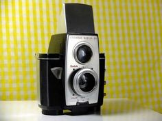 Kodak Brownie Reflex 20 TLR camera by Eastman by VintageCameraClub, $49.00