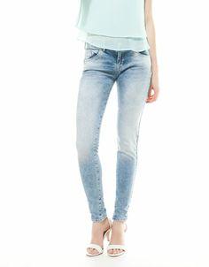 Bershka España - Jeans Bershka pitillo