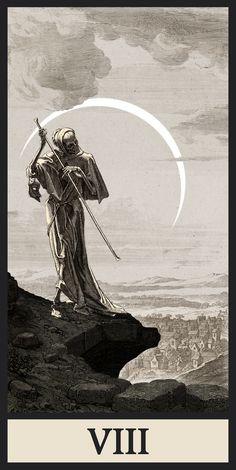 psycho path — Ignacio Cobot's tarot Art Macabre, La Danse Macabre, Tarot Death, Ange Demon, Arte Obscura, Illustration Art, Illustrations, Occult Art, Grim Reaper